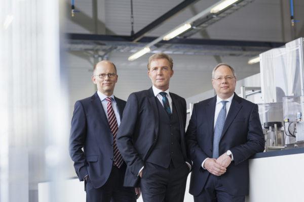 INDUS AG Vorstand