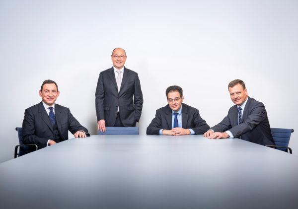 VONOVIA SE Vorstand