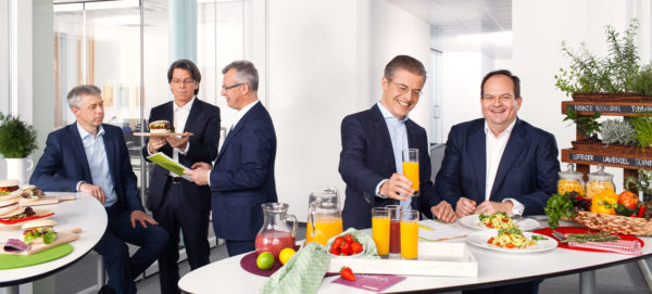 apetito AG Vorstand