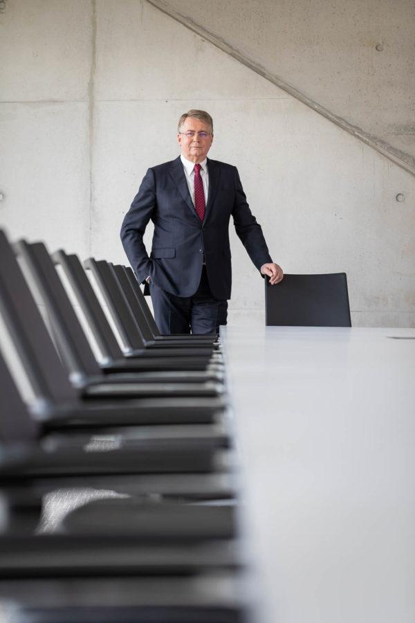 RAG-Stiftung Vorstand Bernd Tönjes