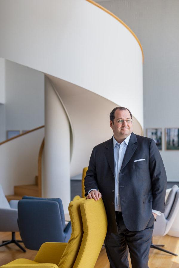 Vonovia SE Vorstand Daniel Riedl