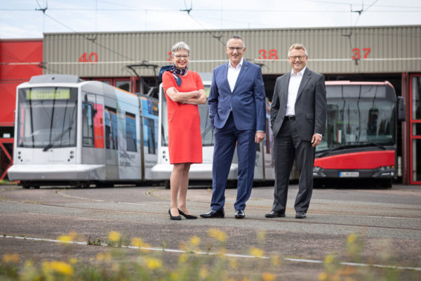 Rheinbahn AG Vorstand