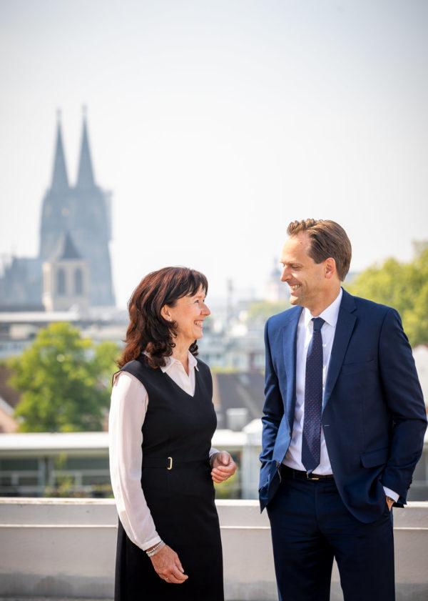 Aachener Siedlungsgesellschaft Geschäftsführung
